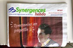 Synergences hebdo n°529