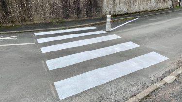 Peinture signalisation horizontale – Novembre 2019