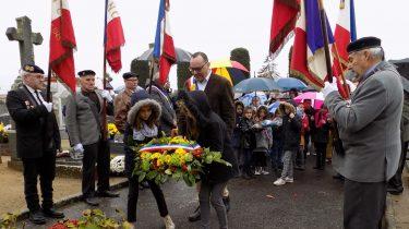 Commémoration de l'Armistice guerre 14/18 – Lundi 11 novembre 2019