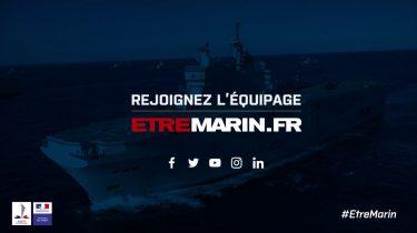 La Marine Nationale recrute !