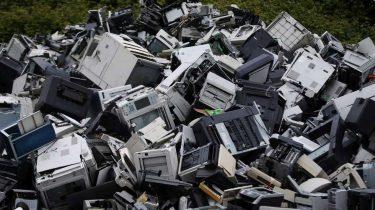 Collecte déchets D3E