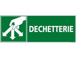 Réouverture progressive des déchèteries de l'Agglomération du Choletais