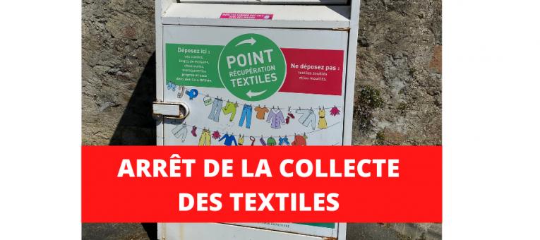 Information – Colonnes textiles