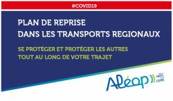 Plan reprise des transports régionaux Aléop
