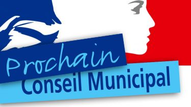Les prochaines séances du Conseil Municipal