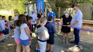 Inauguration composteur – Vendredi 4 septembre 2020