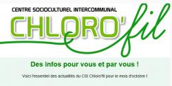 CSI Chloro'fil – Fil d'actu d'octobre