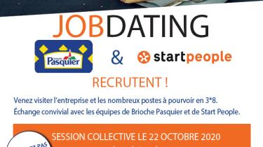 Jobdating – Pasquier recrute !