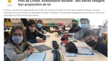 Ouest France – 27.01.2021