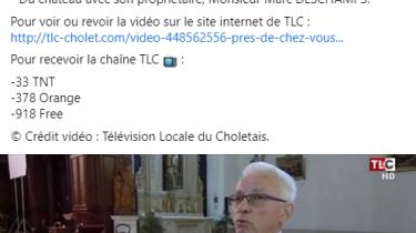 TLC «Près de chez vous n°11» sur la commune de Vezins