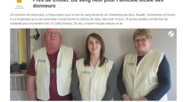 Ouest France – 19.04.2021
