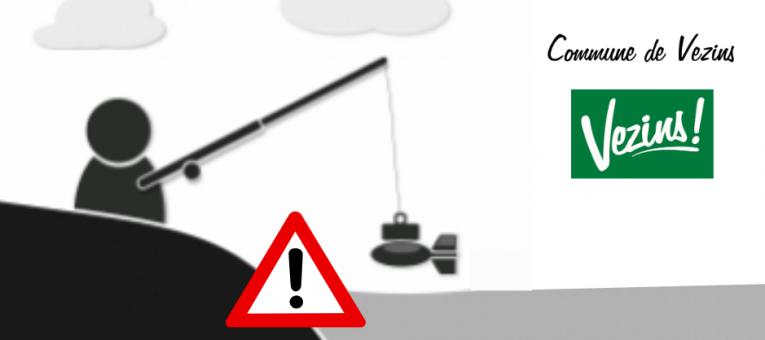 Pêche à l'aimant – Attention danger
