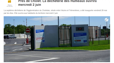 Ouest France – 29.05.2021