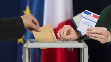 Élections bureau de vote