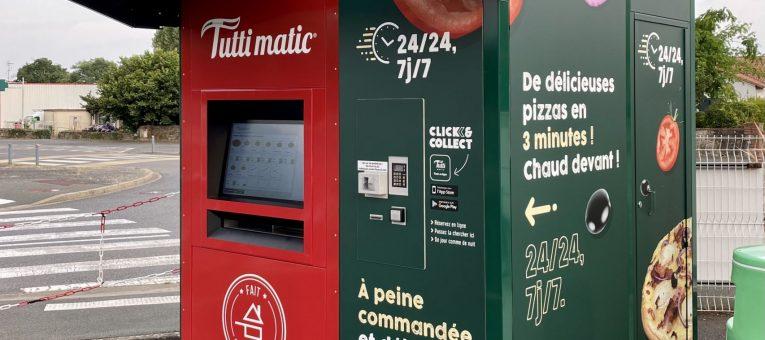 Nouveau – Un distributeur de pizzas !