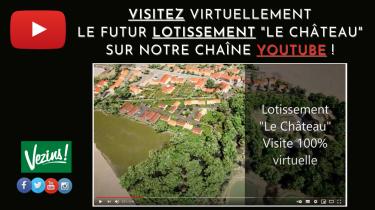 Nouveau Lotissement Communal «Le Château»
