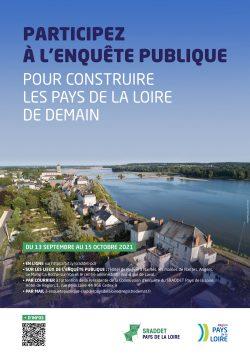 Participez à l'enquête public pour construire Les Pays de la Loire de demain